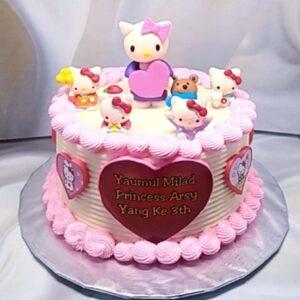 Kitty Cake Tangerang
