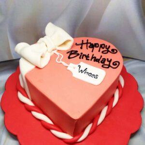 Love Tied Cake Tangerang