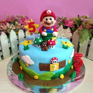Mario Cake Bekasi
