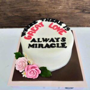 Message Cake Surabaya