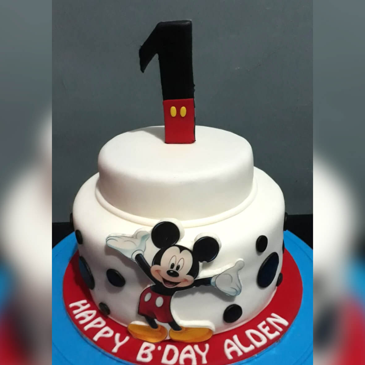 Mickey Cake Bekasi Pesan Online Delivery Indonesia Prestisa