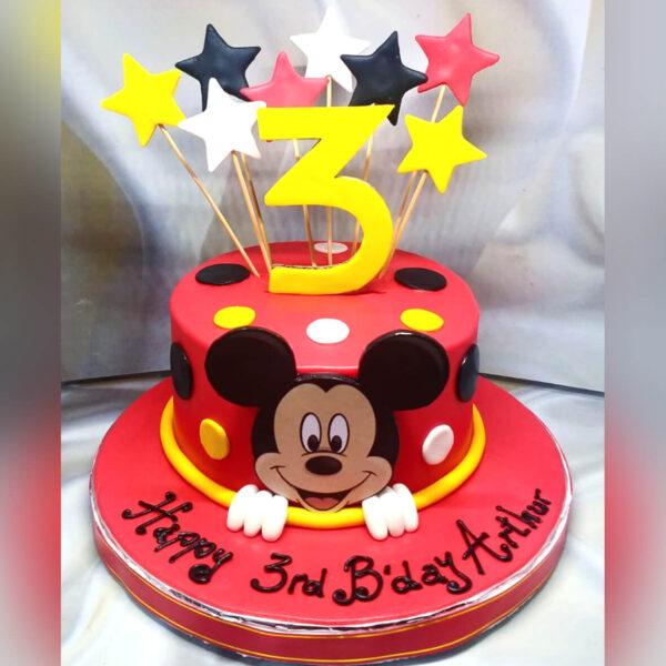 Mickey Cake Tangerang