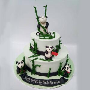 Panda Cake Tangerang
