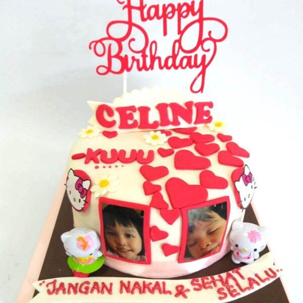 Picture Love Cake Surabaya