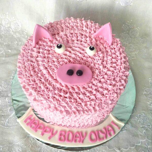 Piglet Cake Bali