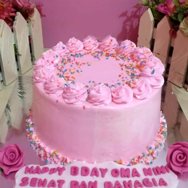 Pink Cream Bekasi