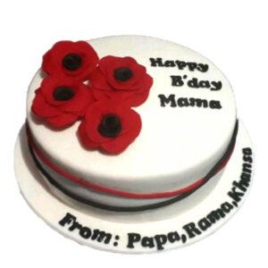 Red Poppy Cake Bekasi