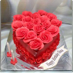 Red Rose Cake Tangerang