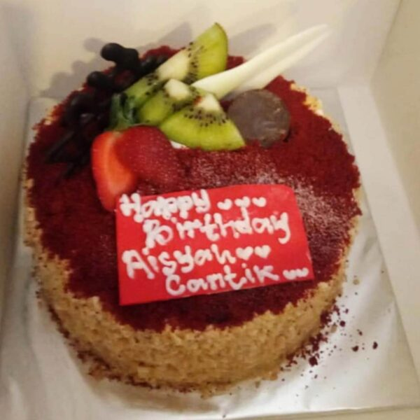 Red Velvet Cake Bogor