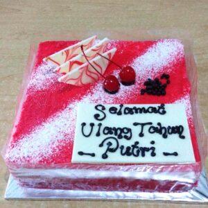 Red Velvet Cake Tangerang