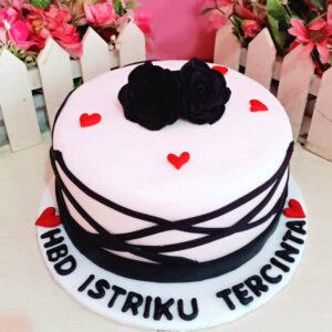 Ribbon Love Cake Bekasi