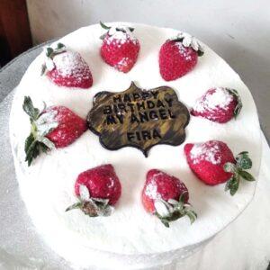 Snow Cake Tangerang