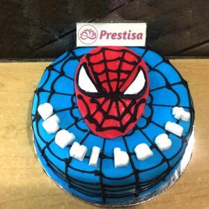 Spiderman Cake Bekasi