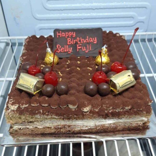 Tiramisu Cake Bandung
