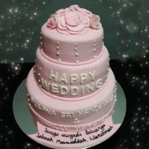 Triple Pink Cake Bekasi