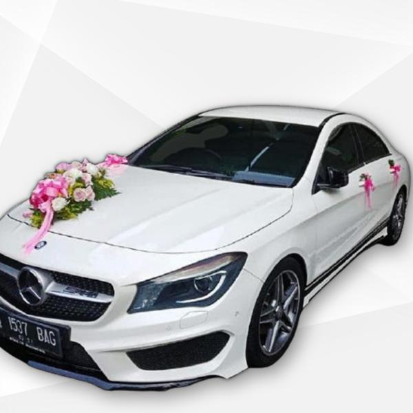 Bunga Mobil Pengantin