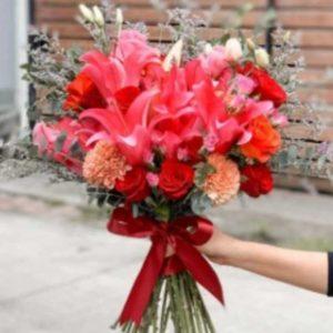 wedding handbouquet